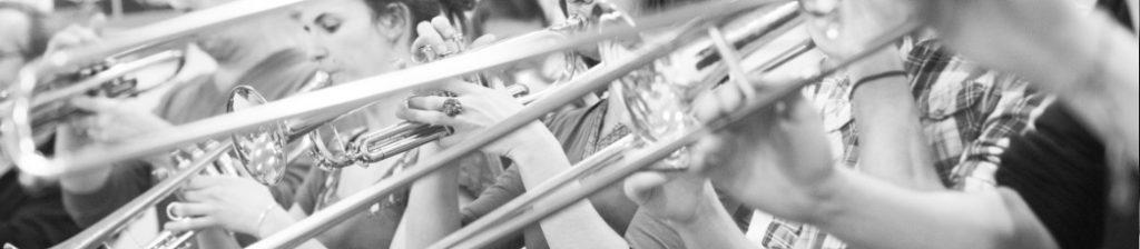 trombones bandeau